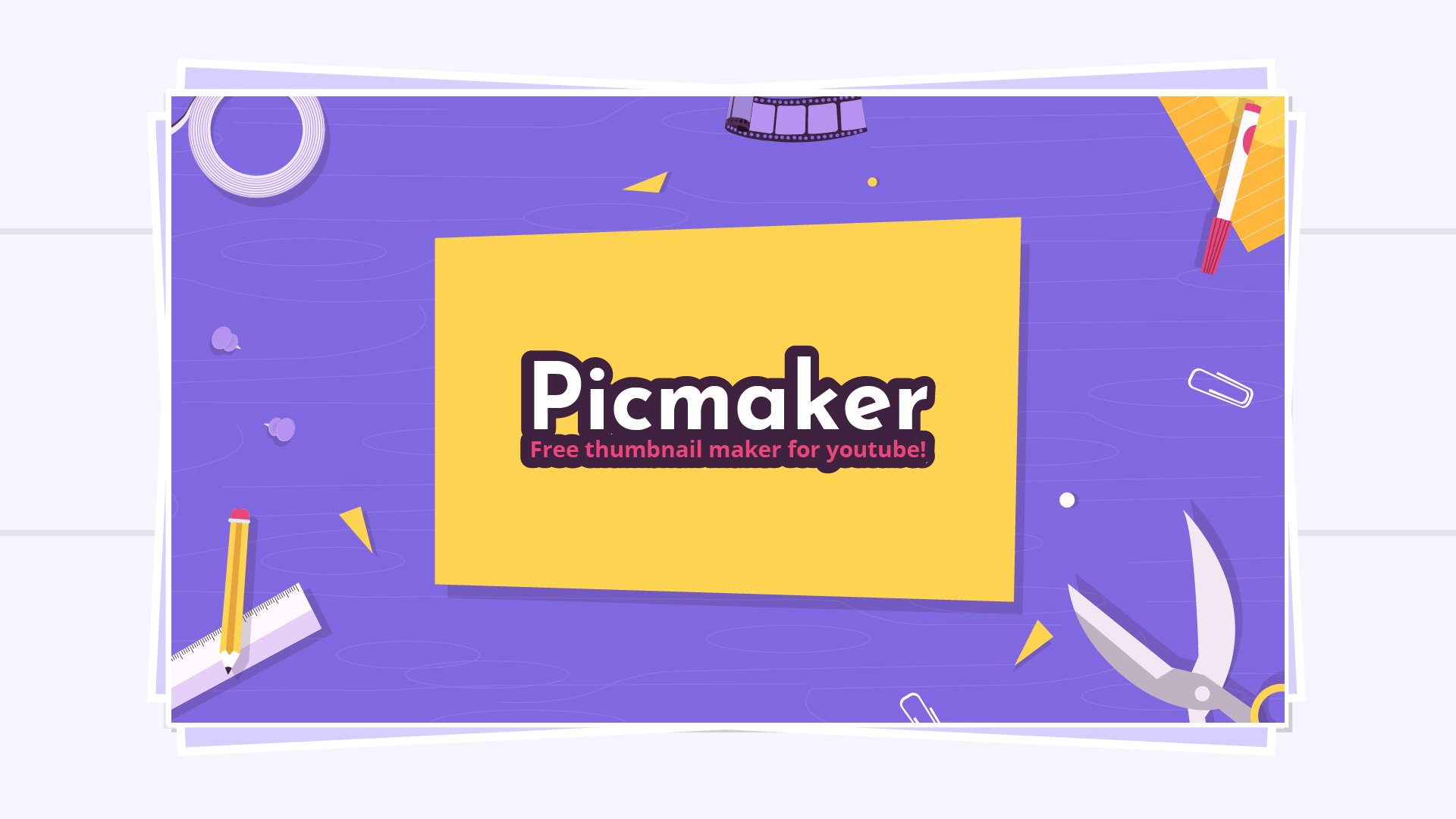 Youtube Thumbnail Maker Create Custom Thumbnails For Free Picmaker