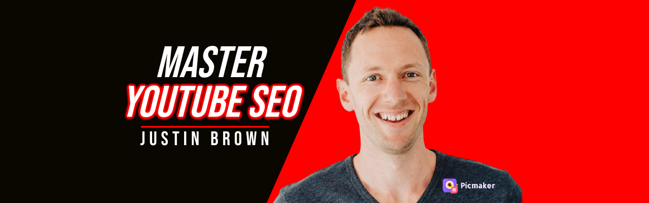 Youtube SEO with Justin Brown