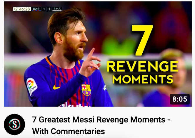 A thoughtful YouTube thumbnail for a video