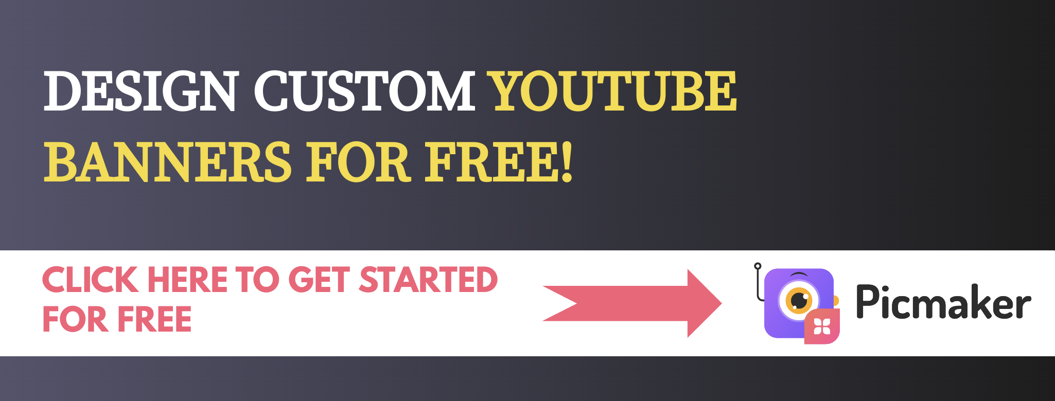 Create-your-own-Youtube-banner-with-Picmaker-4