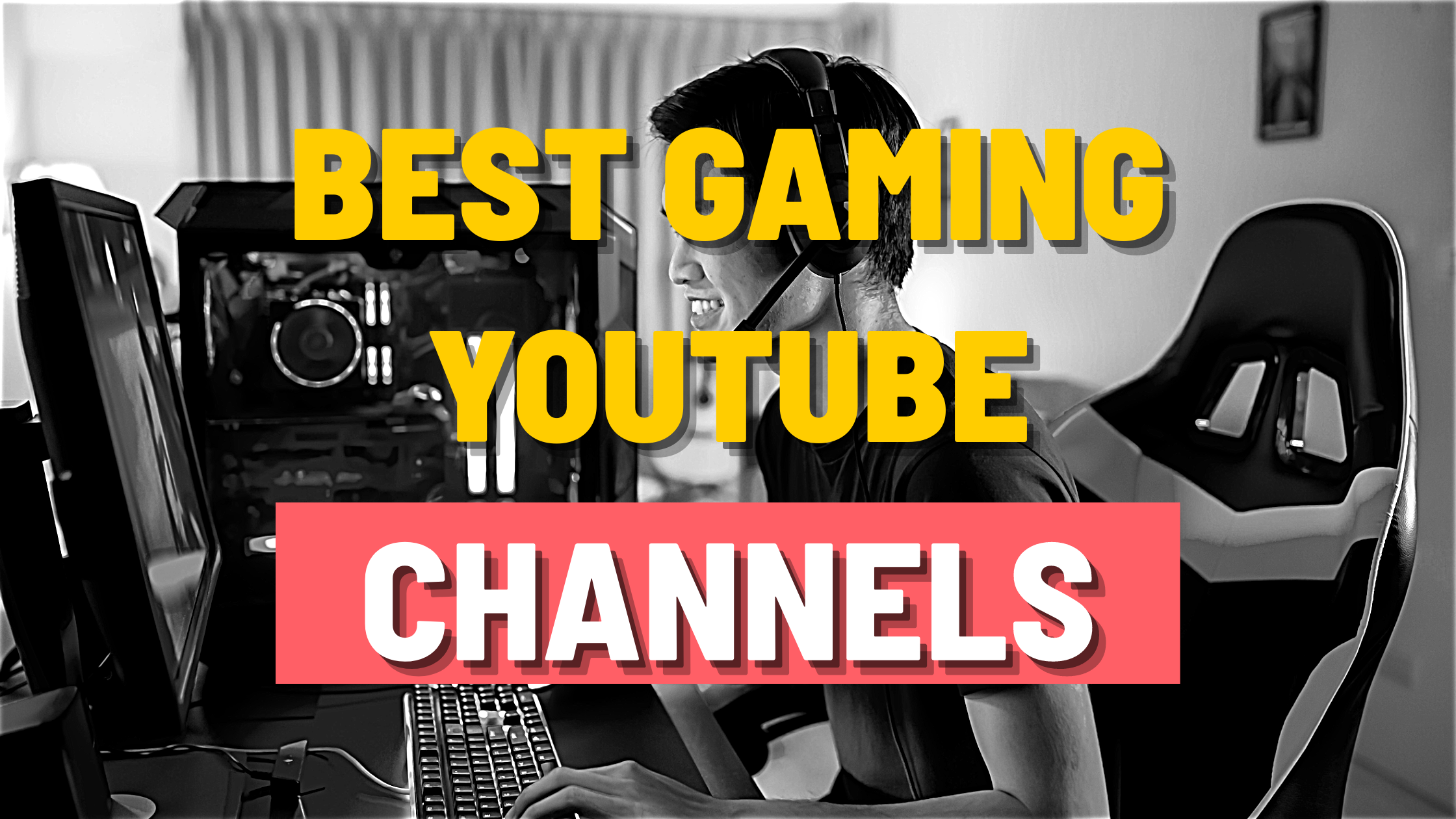 Best gaming YouTube channels