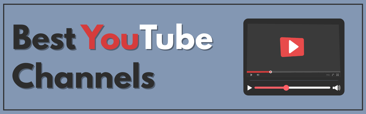 Best YouTube channels - Picmaker