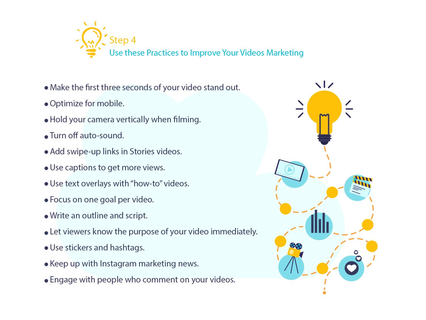 Follow Instagram video best practices