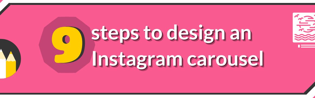 Instagram carousels blog banner