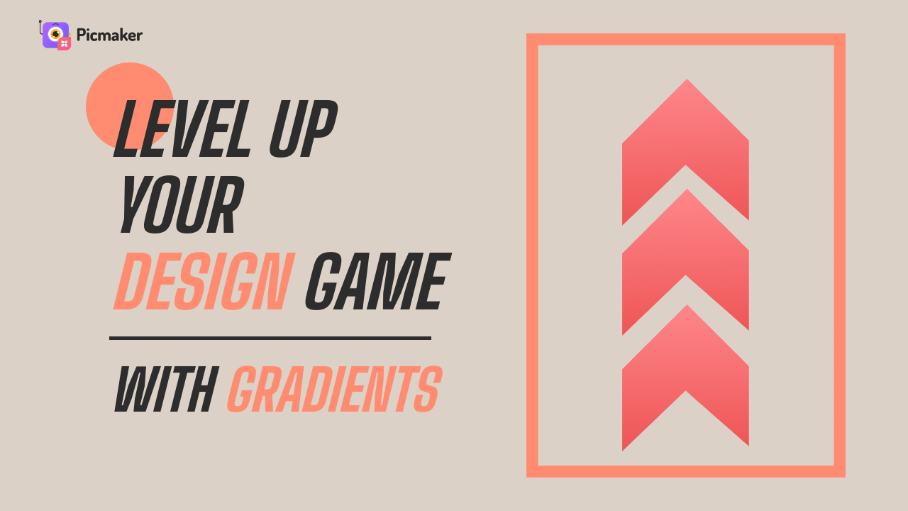 How to use gradient shapes in your design