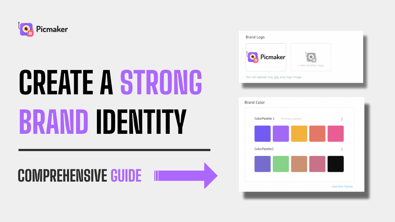 How to create a strong brand identity in design